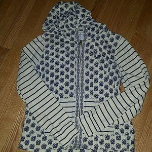 Lucky zip hoody